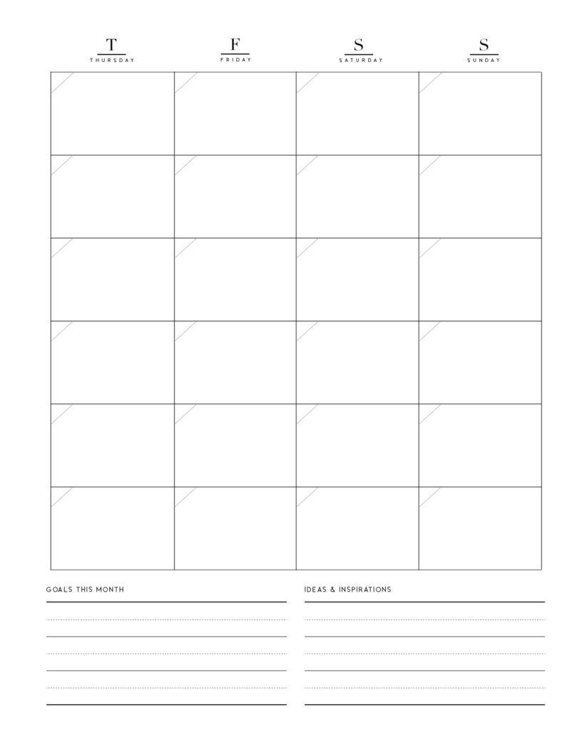 Monthly-Planner-Printable-Template-2