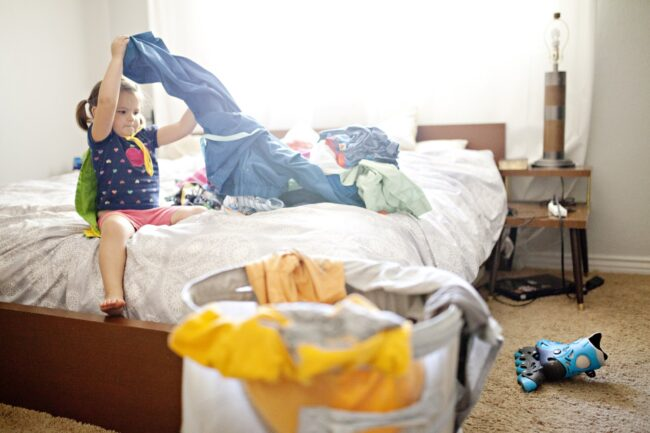 What chores should my child do