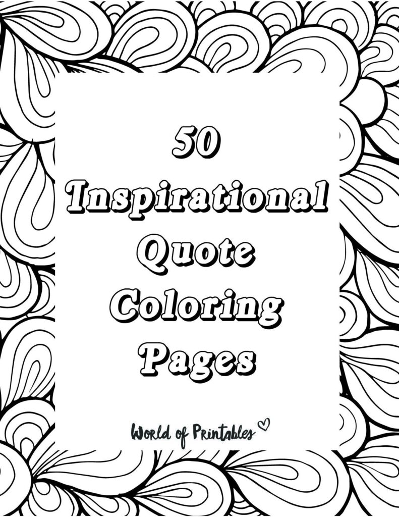 Inspirational-Quote-Coloring-Page-Printable-Collection
