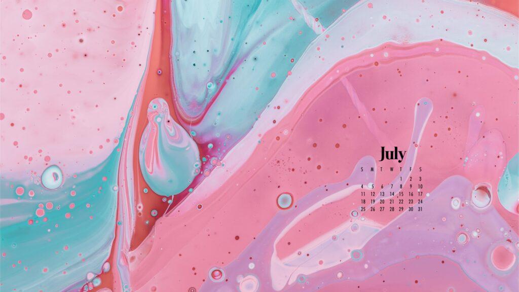 July 2021 wallpaper calendars – Download free July Wallpaper desktop backgrounds