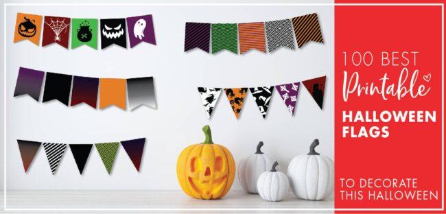 100 Best Halloween Flags