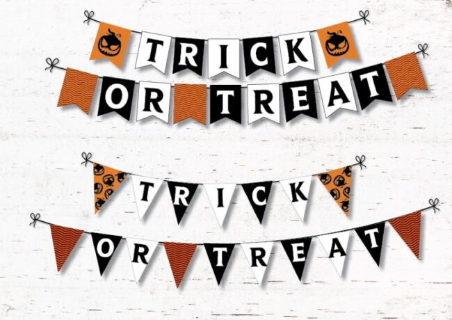 Black-and-white-halloween-bunting