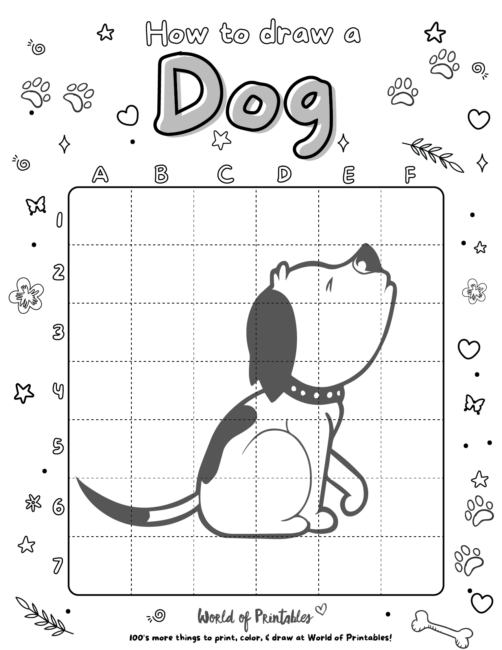 Puppy How To Draw