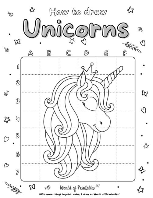 How To Draw Unicorns 11