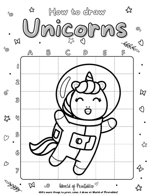 How To Draw Unicorns 16