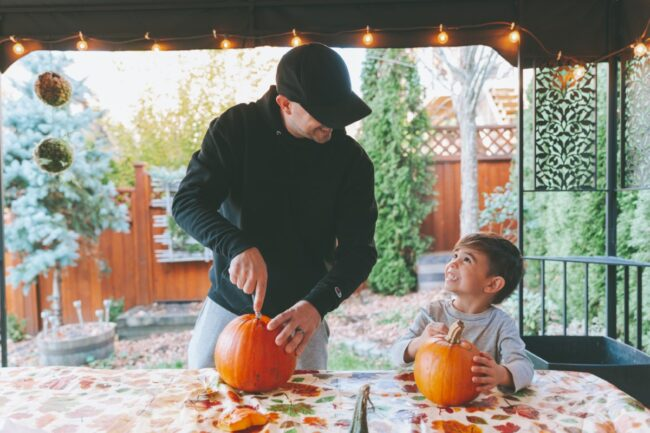What are the easiest pumpkins to carve