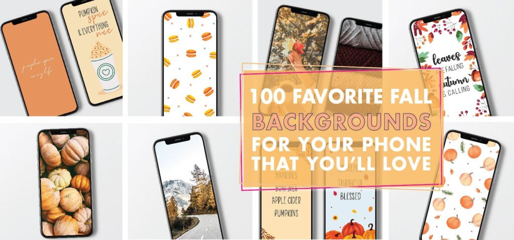 100 Favorite Fall Backgrounds For Your Phone