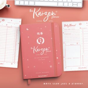 Kaizen Planner Product Image