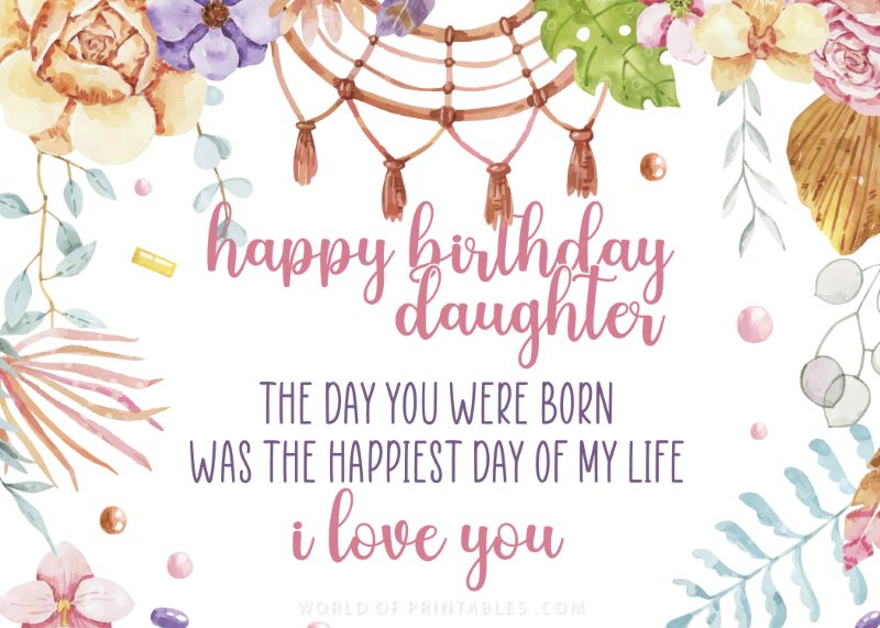 birthday wishes-happy-birthday-daughter